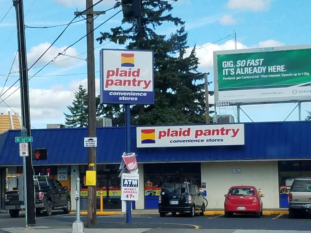 Plaid Pantry - convenience store  | Photo 3 of 4 | Address: 6220 NE Sandy Blvd, Portland, OR 97213, USA | Phone: (503) 972-5884