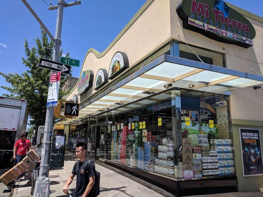 Mi Tierra Supermarket - supermarket    Photo 2 of 4   Address: 3266 97th St, Flushing, NY 11369, USA   Phone: (718) 446-0579