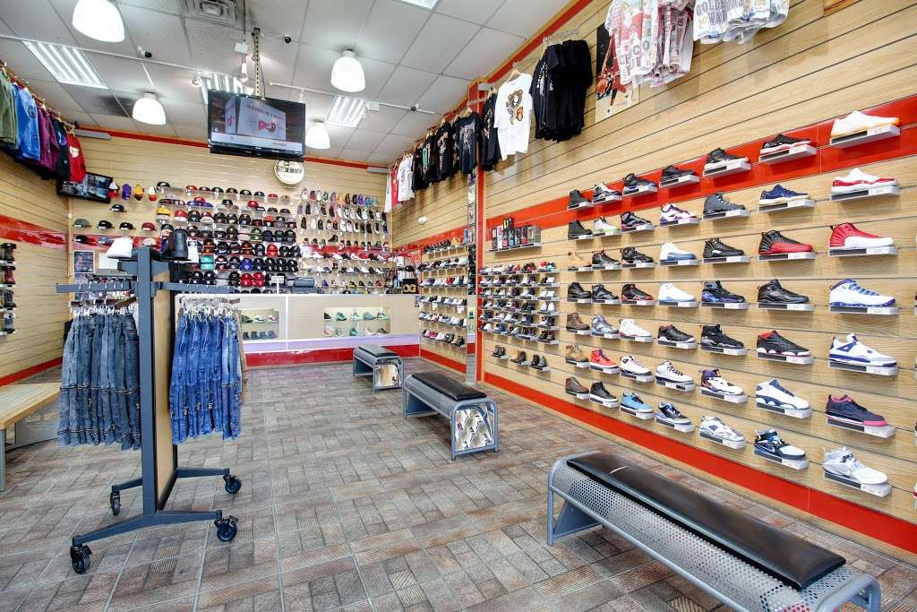 FCS SNEAKERS - clothing store  | Photo 2 of 10 | Address: 252-18 Rockaway Blvd, Rosedale, NY 11422, USA | Phone: (718) 470-2055