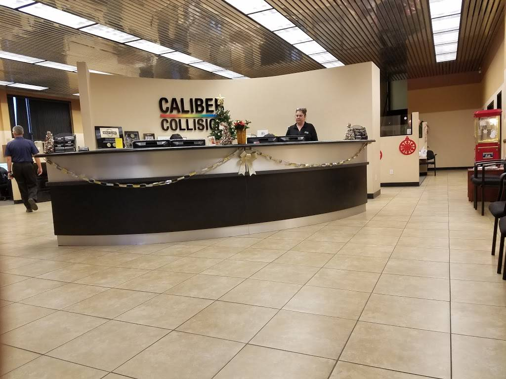 Caliber Collision - car repair  | Photo 3 of 9 | Address: 6634 Indiana Ave, Riverside, CA 92506, USA | Phone: (951) 683-6734