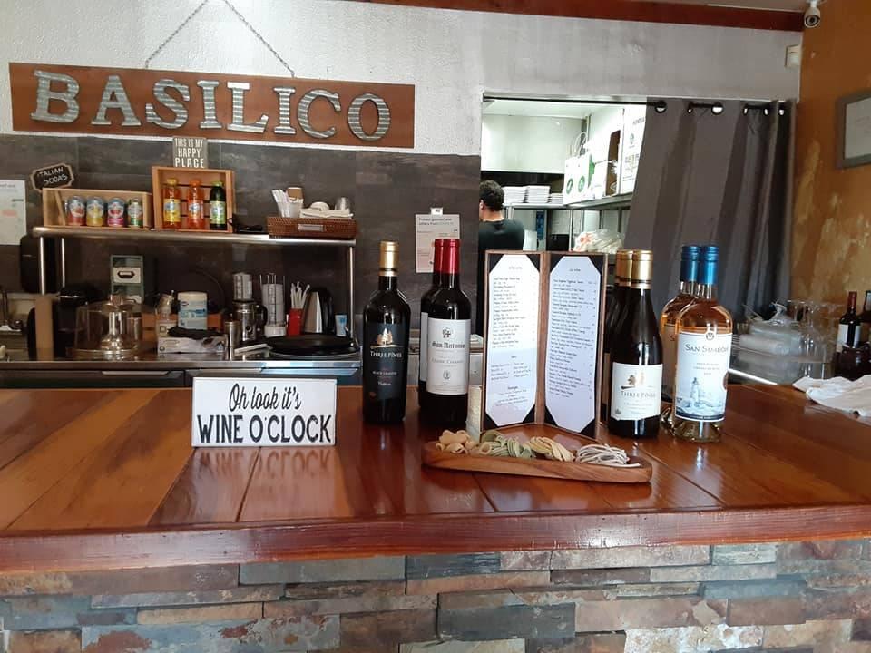 Cucina Basilico - restaurant  | Photo 5 of 8 | Address: 3755 Murphy Canyon Rd, San Diego, CA 92123, USA | Phone: (858) 874-6436