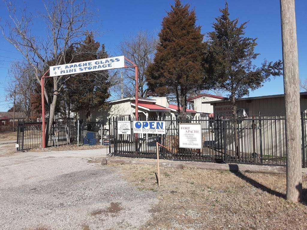 Fort Apache Glass & Lumber - car repair  | Photo 2 of 6 | Address: 2703 E Apache St, Tulsa, OK 74110, USA | Phone: (918) 425-5902