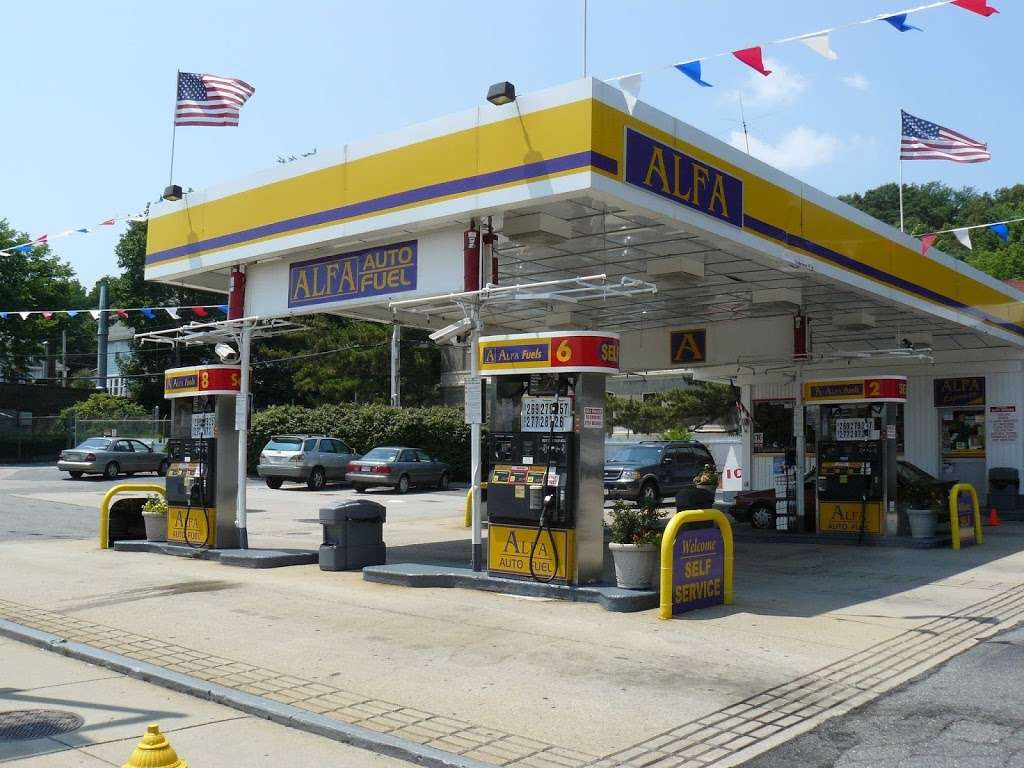 ALFA Auto Fuel - gas station  | Photo 1 of 4 | Address: 4139 Washington St, Roslindale, MA 02131, USA | Phone: (617) 327-6133