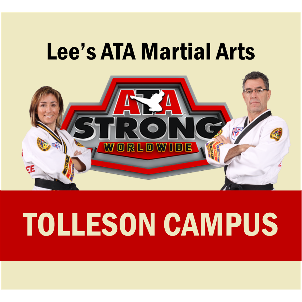 Lees ATA Martial Arts - gym  | Photo 10 of 10 | Address: 9550 W Van Buren St Suite 6, Tolleson, AZ 85353, USA | Phone: (623) 936-9636