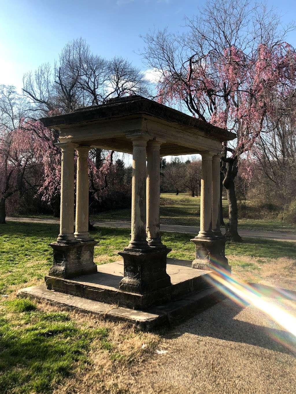 Stone Gazebo - park  | Photo 2 of 10 | Address: Avenue of the Republic, Philadelphia, PA 19131, USA