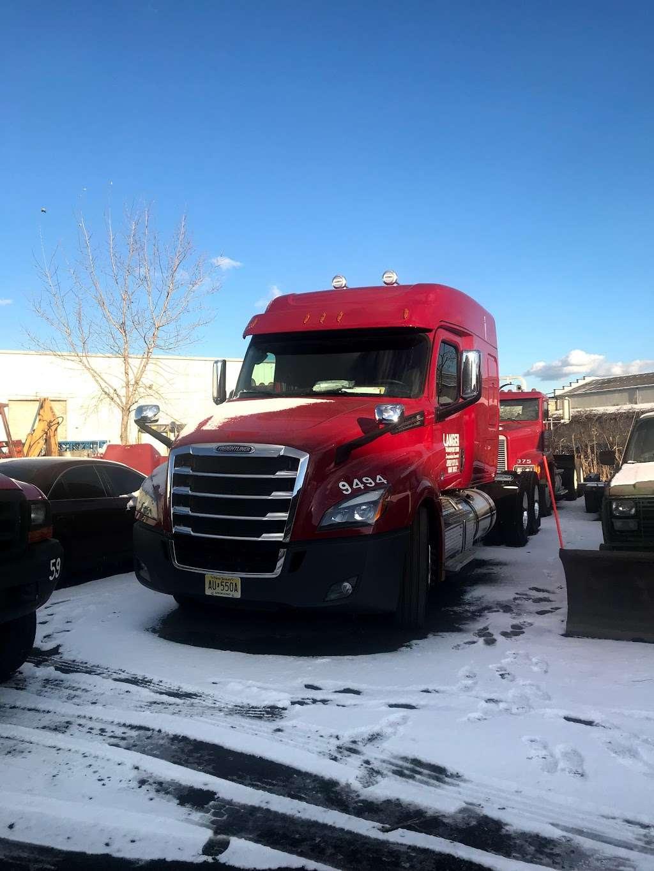 Langer Transport Corporation - moving company  | Photo 2 of 2 | Address: 420 NJ-440, Jersey City, NJ 07305, USA | Phone: (201) 434-1600
