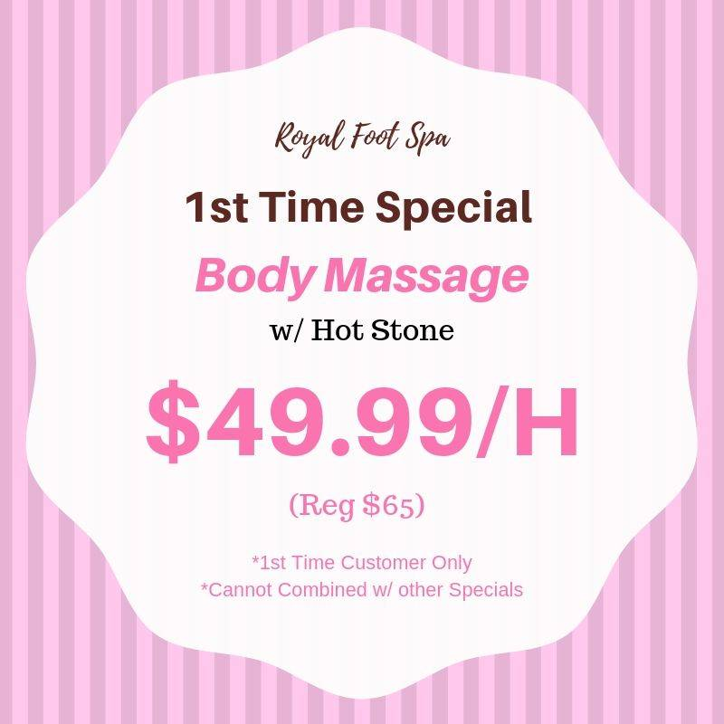 Royal Foot Spa - spa  | Photo 8 of 10 | Address: 1108 N Greenville Ave Suite 125, Allen, TX 75002, USA | Phone: (972) 649-4685
