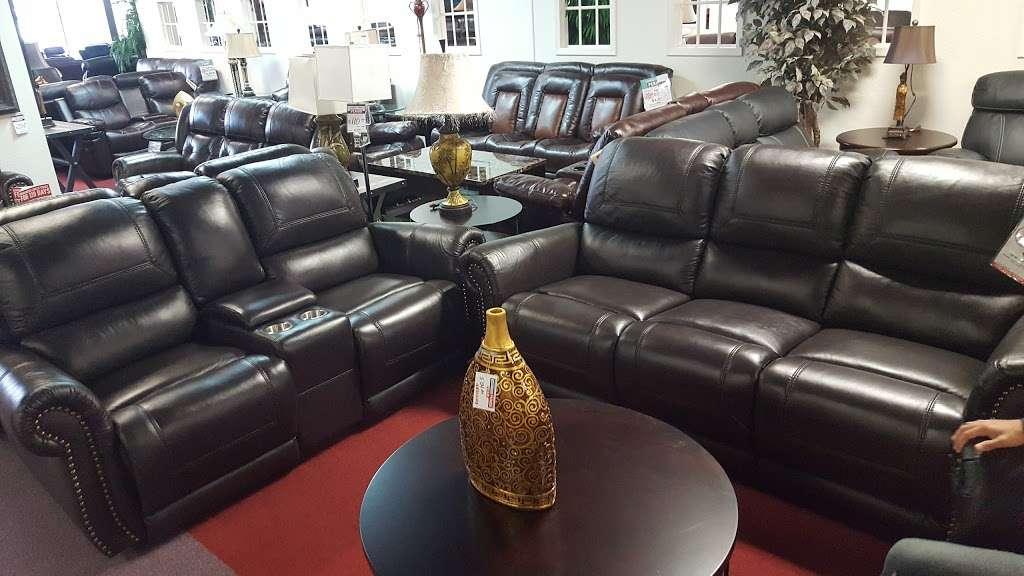 Bel Furniture Clarewood 7301, Bel Furniture Houston