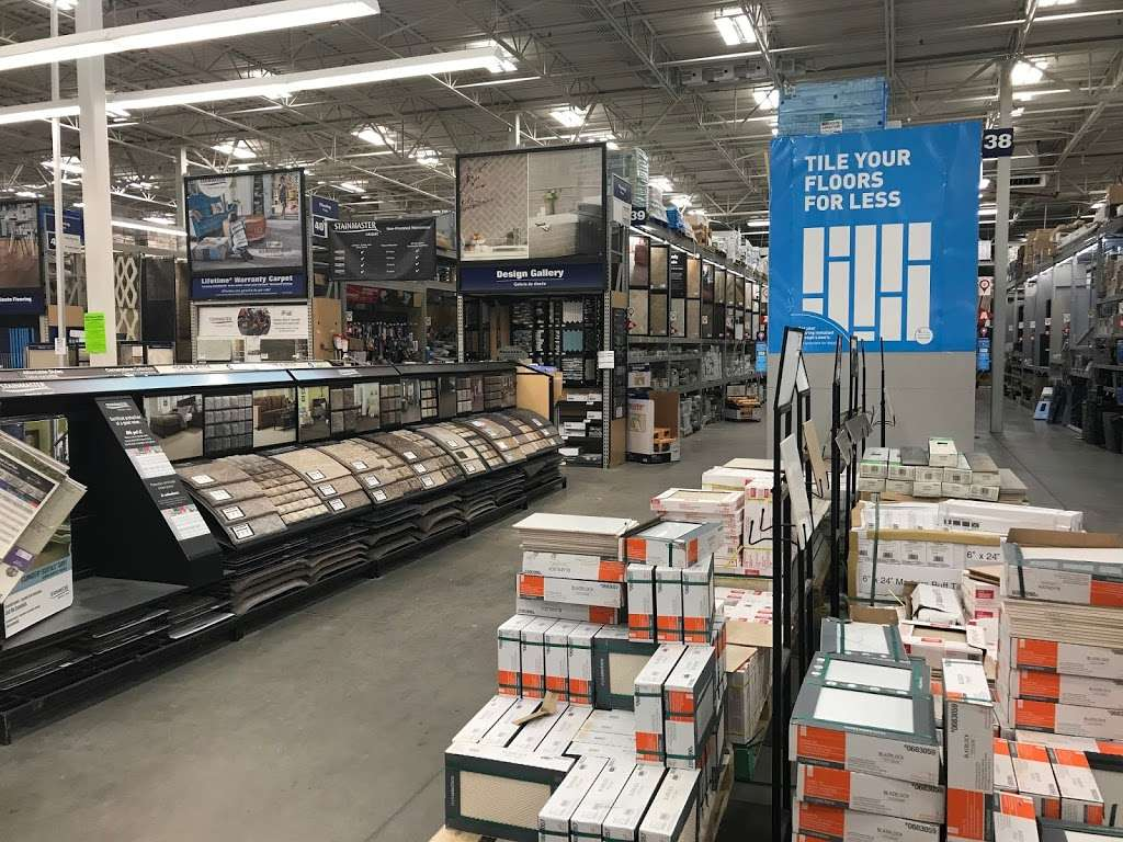 Lowe's Home Improvement - Hardware store | 3800 Aramingo Ave
