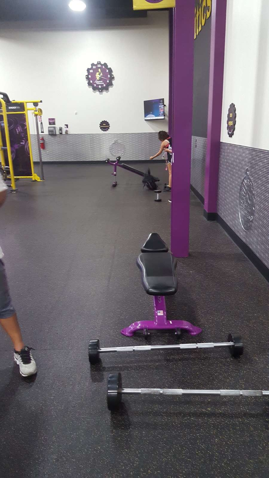 Planet Fitness 5130 S Conway Rd Orlando Fl 32812 Usa