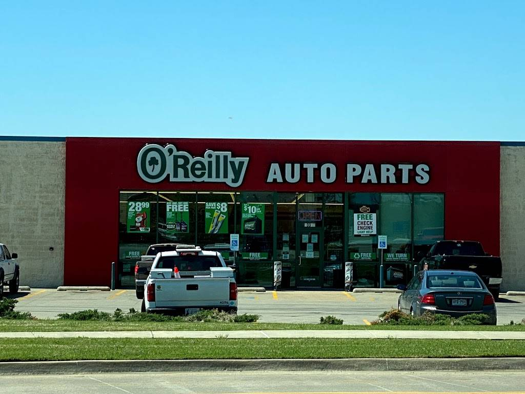OReilly Auto Parts - electronics store  | Photo 1 of 9 | Address: 13318 E 116th St N, Owasso, OK 74055, USA | Phone: (918) 371-3745