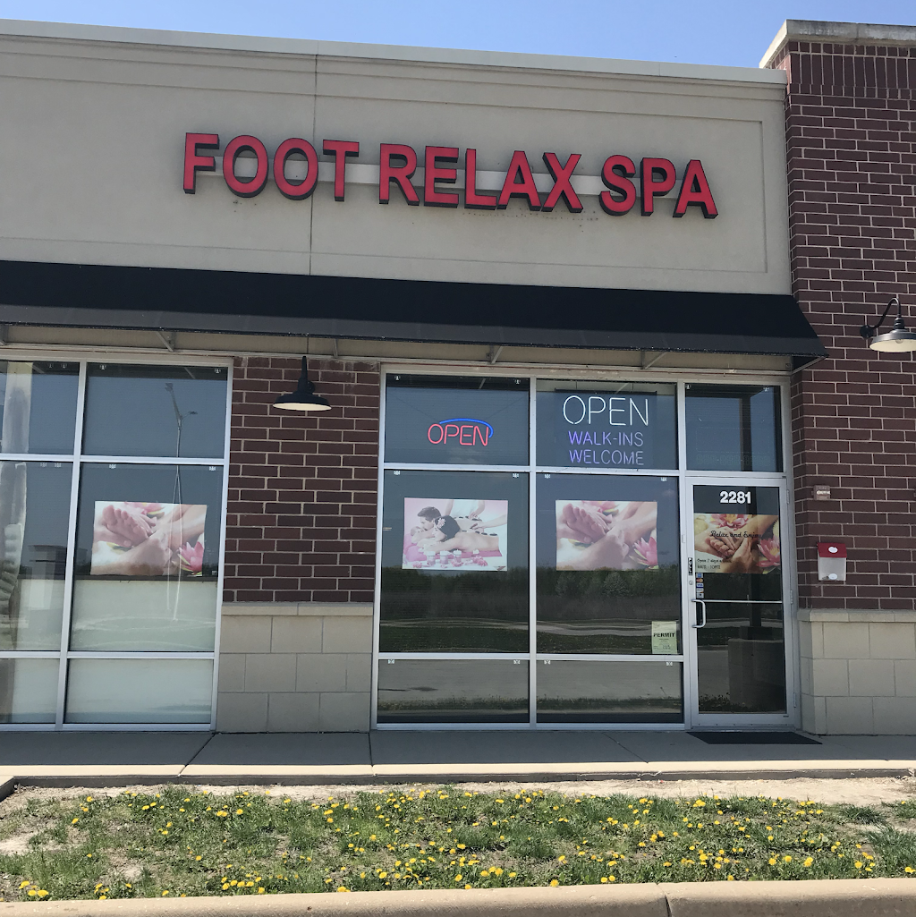 Foot Relax SPA - spa  | Photo 3 of 5 | Address: 2281 Orchard Rd, Oswego, IL 60543, USA | Phone: (630) 526-8888