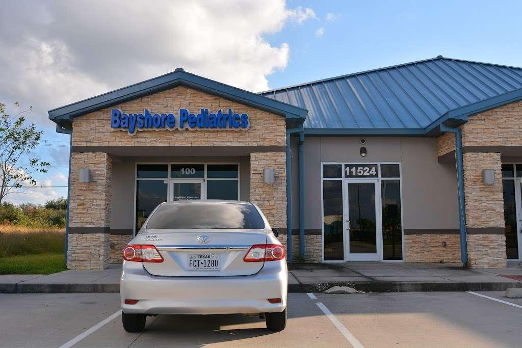 Bayshore Pediatrics - doctor  | Photo 1 of 4 | Address: 11524 Space Center Blvd #100, Houston, TX 77059, USA | Phone: (281) 487-0555
