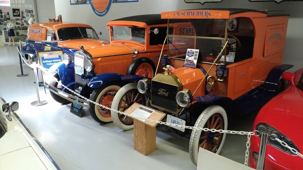 Canadian Transportation Museum - museum  | Photo 3 of 8 | Address: 6155 Arner Townline, Kingsville, ON N9Y 2E5, Canada | Phone: (519) 776-6909