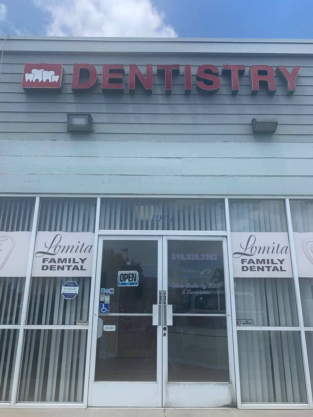 Lomita Family Dental - dentist  | Photo 4 of 5 | Address: 2647, 1961 Pacific Coast Hwy, Lomita, CA 90717, USA | Phone: (310) 325-3382