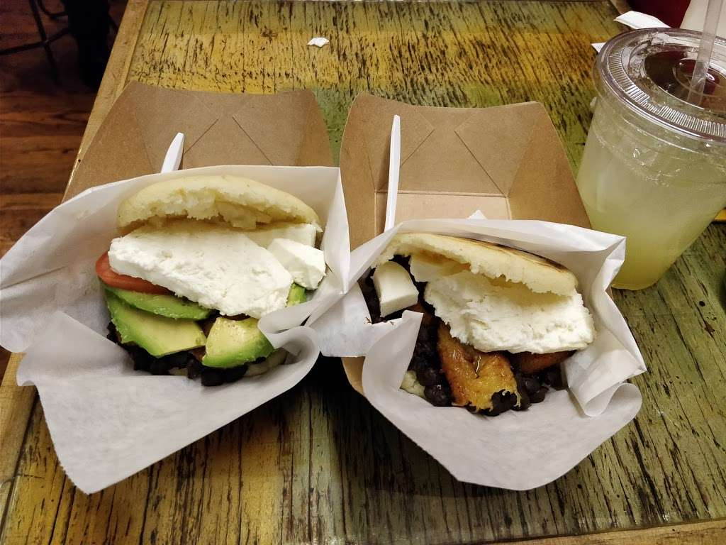 Arepa Factory - restaurant | Address: 147 Avenue A, New York, NY 10009, USA | Phone: (646) 490-6828
