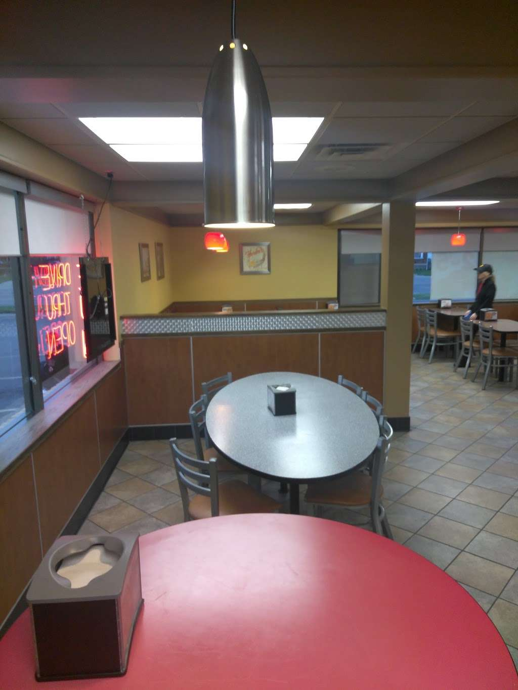 Hardees - restaurant  | Photo 10 of 10 | Address: 4401 E 10th St, Indianapolis, IN 46201, USA | Phone: (317) 359-4655