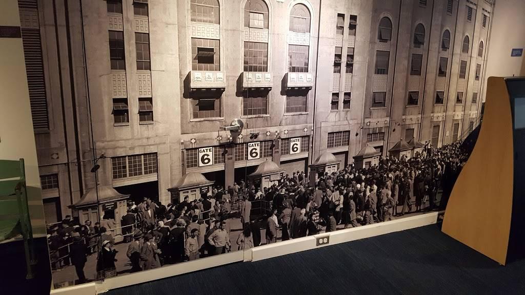 Yogi Berra Museum - museum  | Photo 2 of 8 | Address: 8 Yogi Berra Drive, Little Falls, NJ 07424, USA | Phone: (973) 655-2378