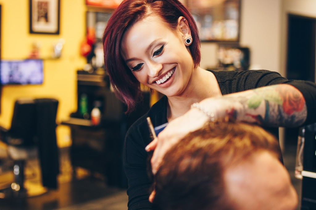 Lady Janes Haircuts for Men (Rand Rd & S River Rd) - hair care    Photo 2 of 5   Address: 1576 Rand Rd, Des Plaines, IL 60016, USA   Phone: (847) 376-8042