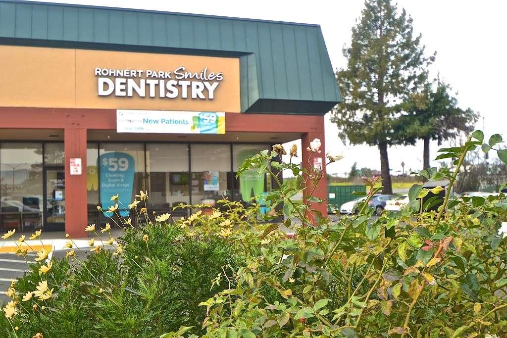 Rohnert Park Smiles Dentistry - dentist    Photo 8 of 10   Address: 6315 Commerce Blvd, Rohnert Park, CA 94928, USA   Phone: (707) 584-7401