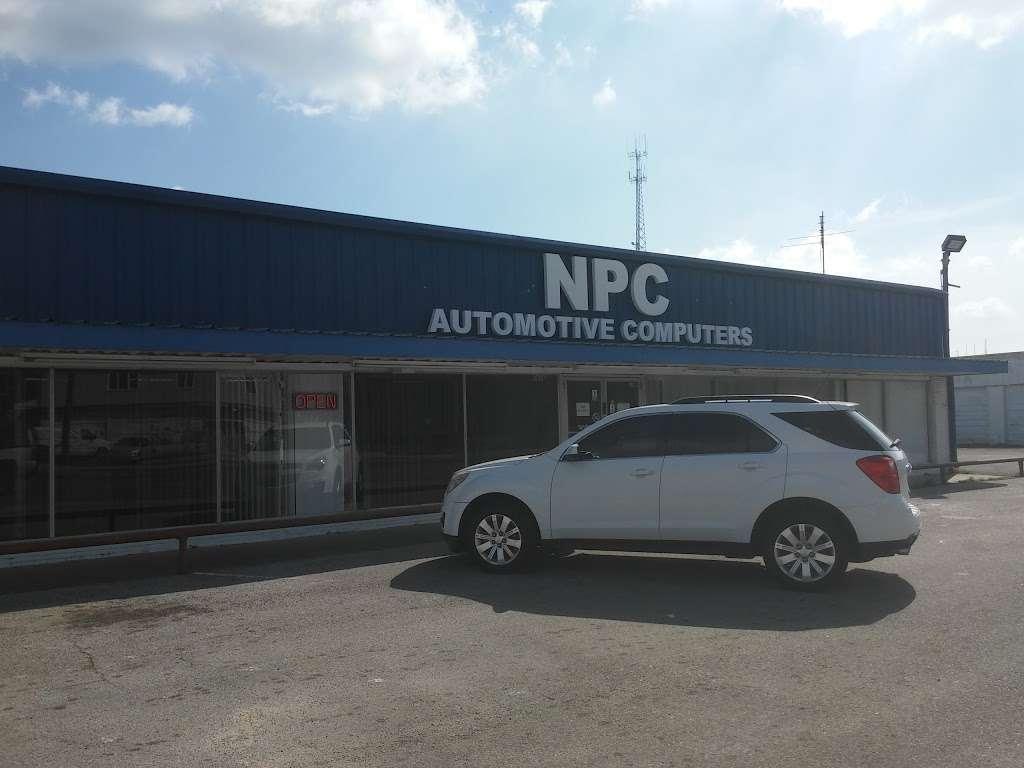 NPC Automotive Computers Inc., 5426 N Shepherd Dr, Houston, TX 77091, USA