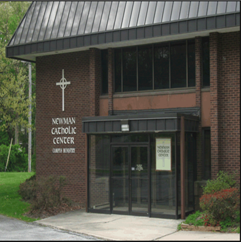 The Newman Center - church  | Photo 1 of 3 | Address: 409 Trinity Dr, West Chester, PA 19382, USA | Phone: (610) 436-0891