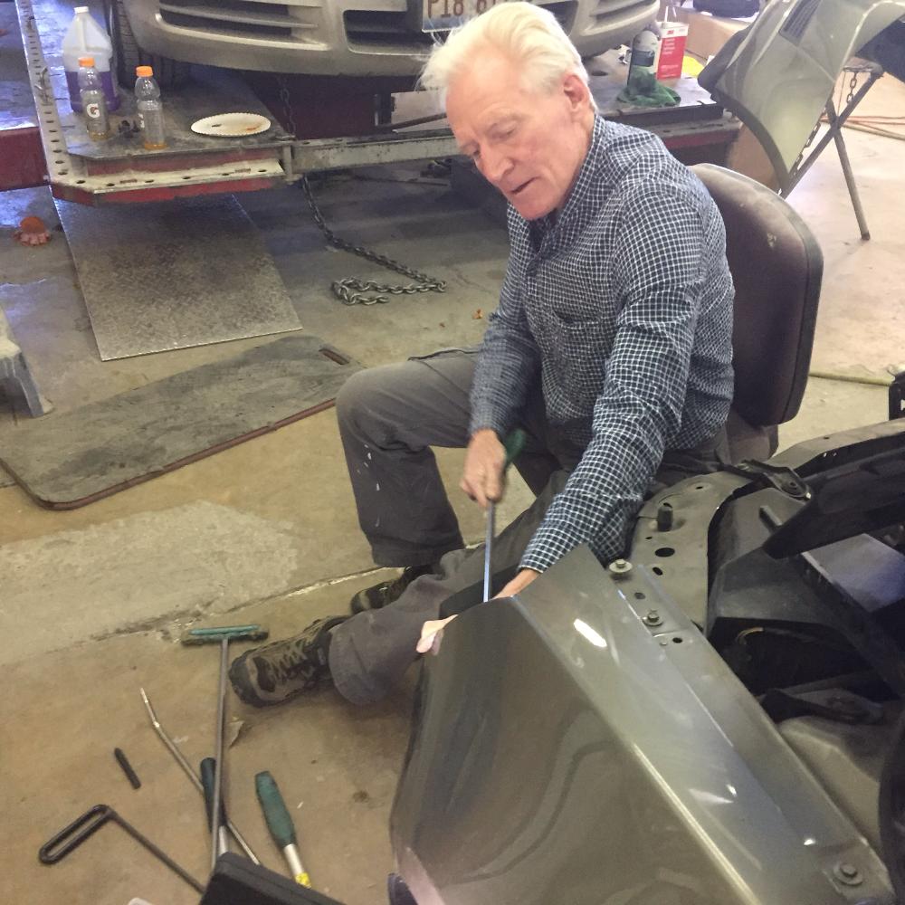 Dent Clinic - car repair  | Photo 2 of 7 | Address: 243 Walnut Ave, Palmer Lake, CO 80133, USA | Phone: (719) 641-7902