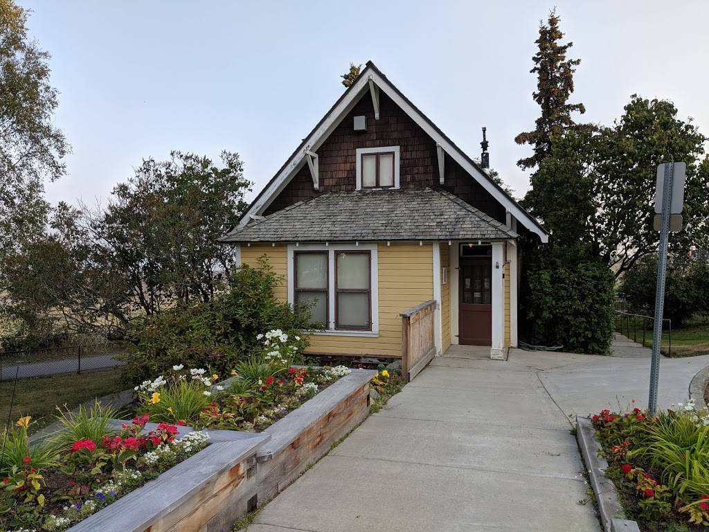 Oscar Anderson House Museum - museum  | Photo 1 of 10 | Address: 420 M St, Anchorage, AK 99501, USA | Phone: (907) 274-2336