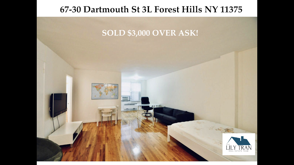 Forest Hills Realtor Lily Tran - real estate agency  | Photo 8 of 10 | Address: 68-56 Groton St, Forest Hills, NY 11375, USA | Phone: (917) 279-0177