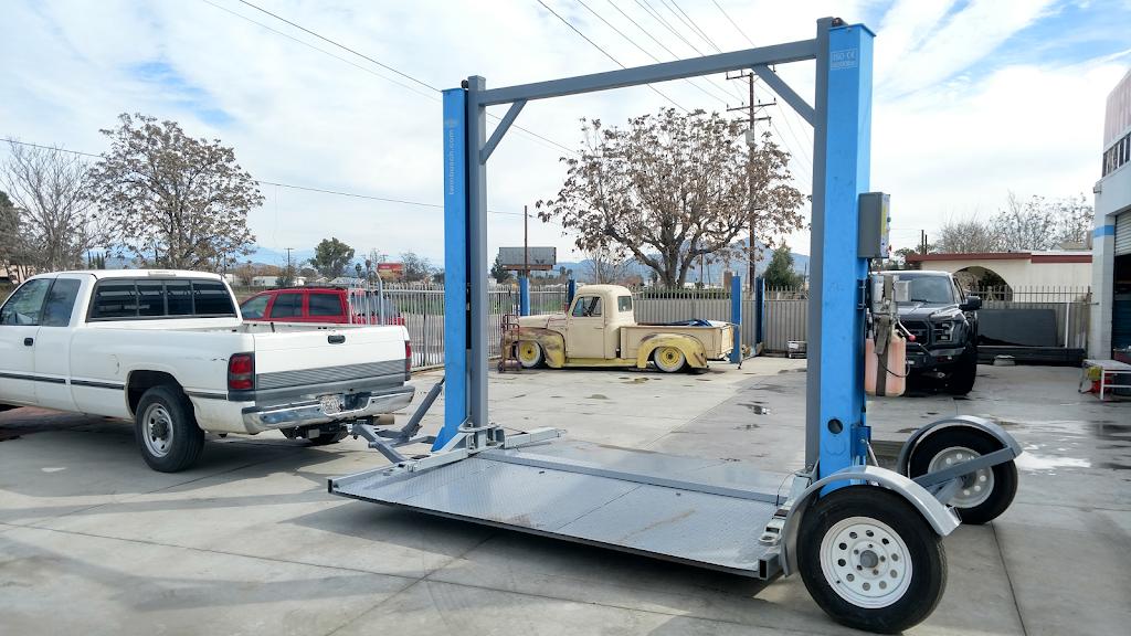Portable Car Hoist - car repair  | Photo 5 of 6 | Address: 27790 Van Buren Ave, Menifee, CA 92585, USA | Phone: (951) 400-5290