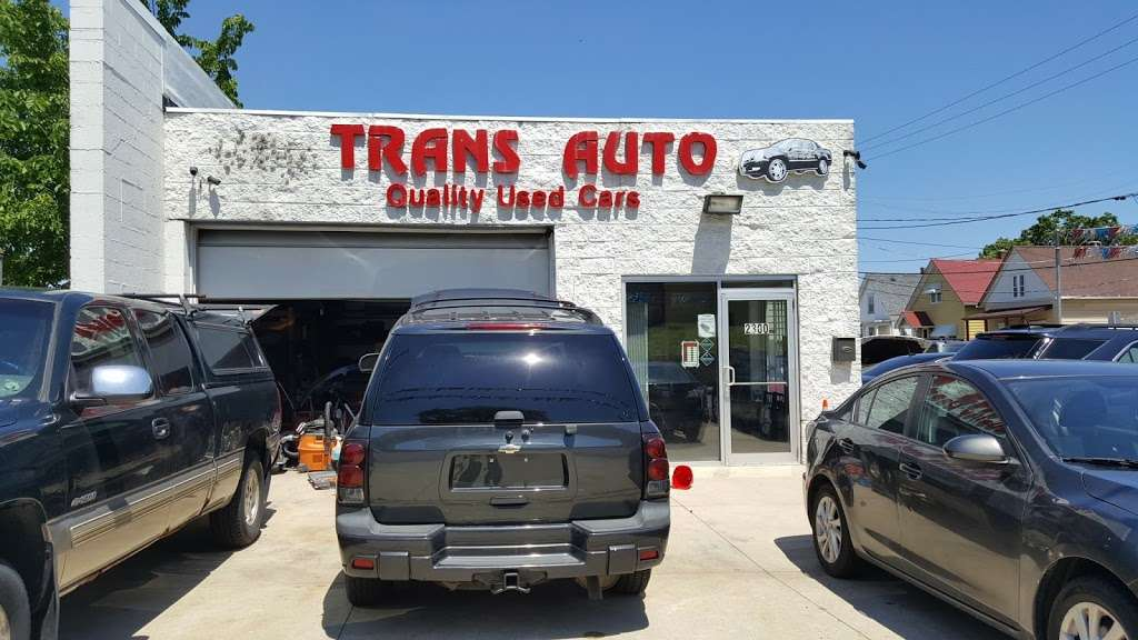 Trans Auto - car dealer  | Photo 4 of 10 | Address: 2300 W Lincoln Ave, Milwaukee, WI 53215, USA | Phone: (414) 382-1800