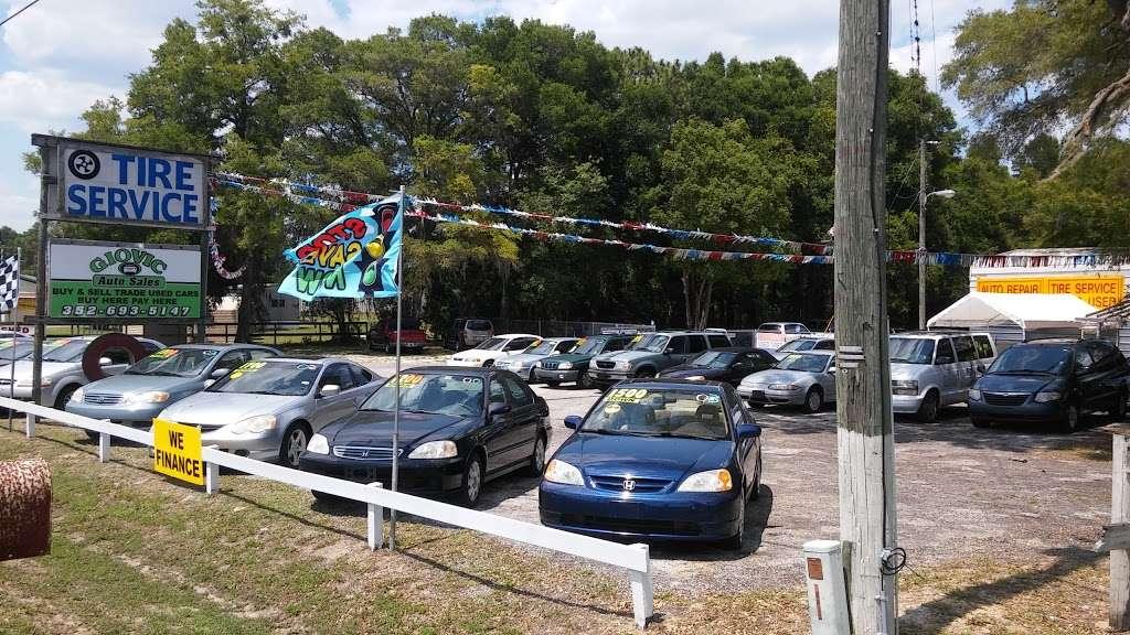 Giovic Auto Sales - store    Photo 1 of 1   Address: 9369 US-441, Ocala, FL 34480, USA   Phone: (352) 693-5147