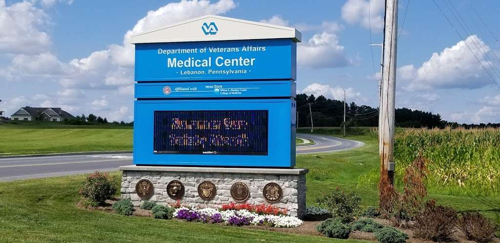 Lebanon VA Medical Center - hospital    Photo 3 of 9   Address: 1700 S Lincoln Ave, Lebanon, PA 17042, USA   Phone: (717) 272-6621