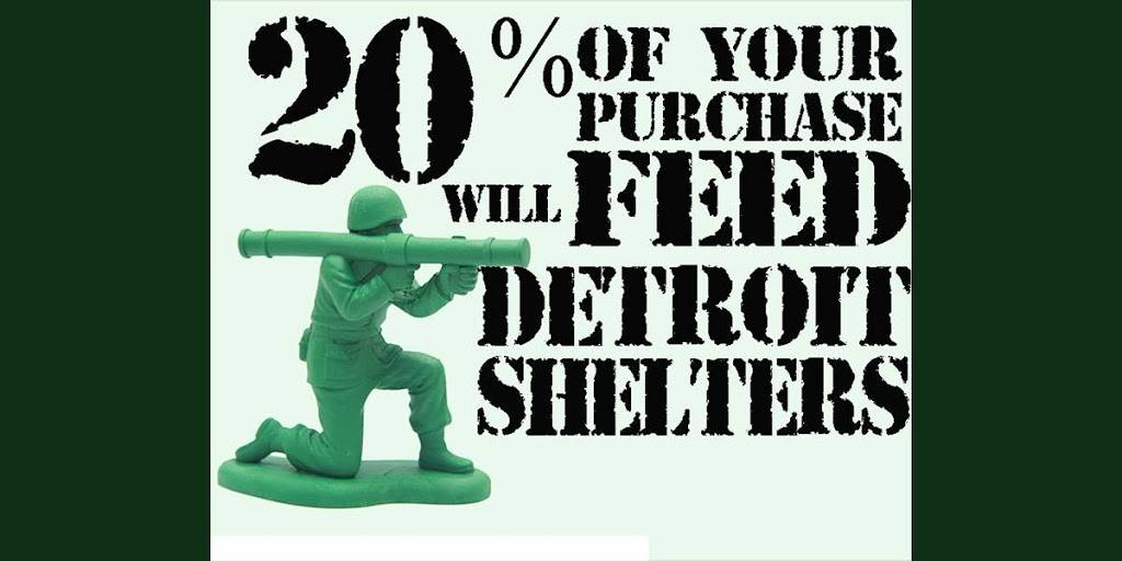 Attack Hunger - clothing store  | Photo 1 of 1 | Address: 22801 Woodward Ave, Ferndale, MI 48220, USA | Phone: (586) 601-6413