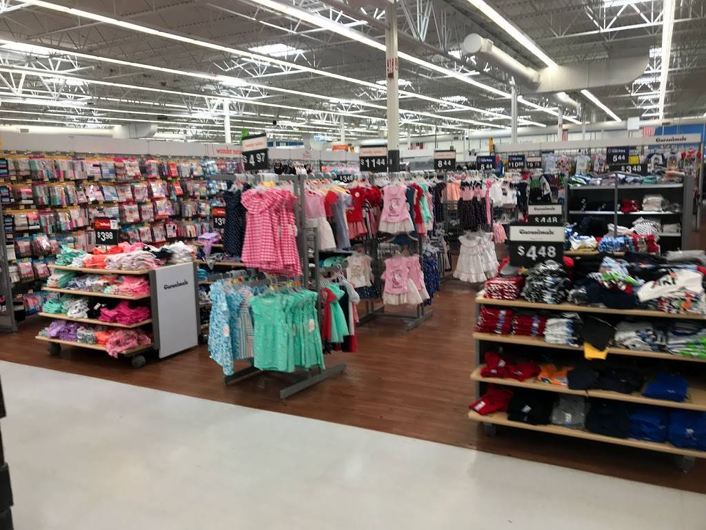 Walmart Supercenter - department store  | Photo 8 of 10 | Address: 1130 S Main St, Kernersville, NC 27284, USA | Phone: (336) 992-2343