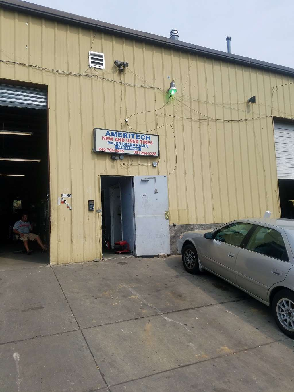 Ameritech Tire Inc. New & Used tires..24hrs tireshop - car repair  | Photo 3 of 10 | Address: 1205 Marblewood Ave, Capitol Heights, MD 20743, USA | Phone: (240) 764-8415