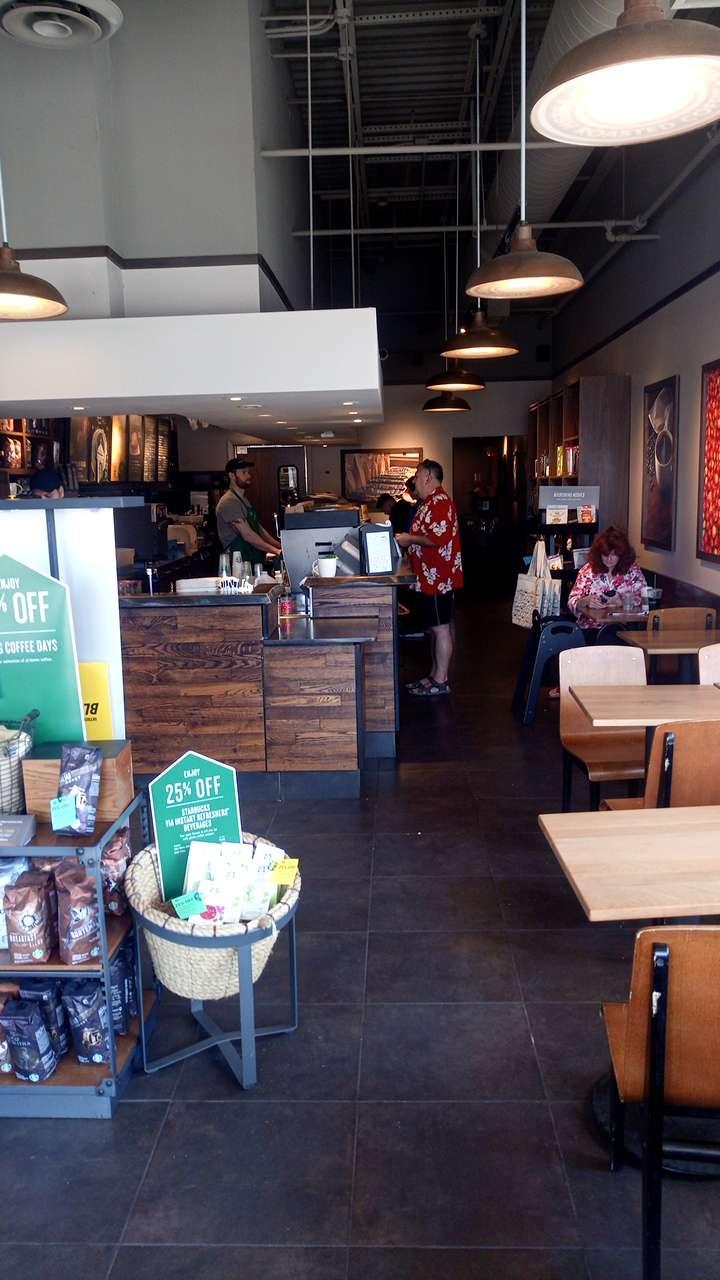 Starbucks - cafe  | Photo 3 of 10 | Address: 12447 Hedges Run Dr #B-1, Lake Ridge, VA 22192, USA | Phone: (703) 491-9055