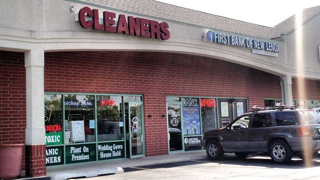 First Bank of New Lenox - bank  | Photo 1 of 2 | Address: 836 W Laraway Rd, New Lenox, IL 60451, USA | Phone: (815) 462-9201