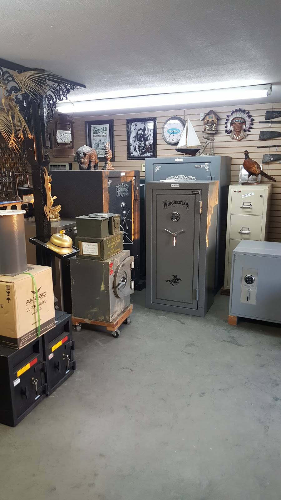 Outlaw Safe Company - store  | Photo 8 of 10 | Address: 1230 S Beach Blvd, Anaheim, CA 92804, USA | Phone: (714) 826-4275
