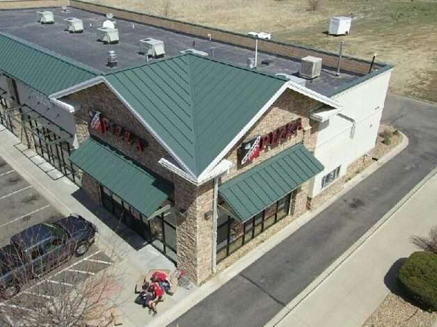 Blackjack Pizza & Salads - meal delivery  | Photo 3 of 10 | Address: 8350 Colorado Blvd #100, Firestone, CO 80504, USA | Phone: (303) 833-2875