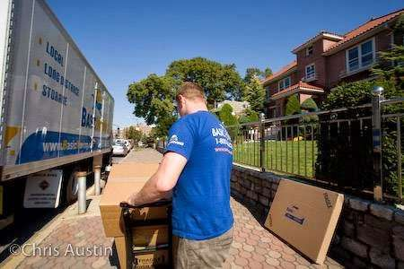 Basic Moving & Storage - moving company  | Photo 3 of 8 | Address: 700 Columbia St, Brooklyn, NY 11231, USA | Phone: (718) 369-4207