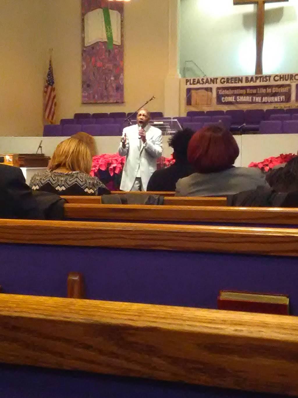 Pleasant Green Baptist Church - church  | Photo 1 of 4 | Address: 340 David L Gray Dr, Kansas City, KS 66101, USA | Phone: (913) 371-5393