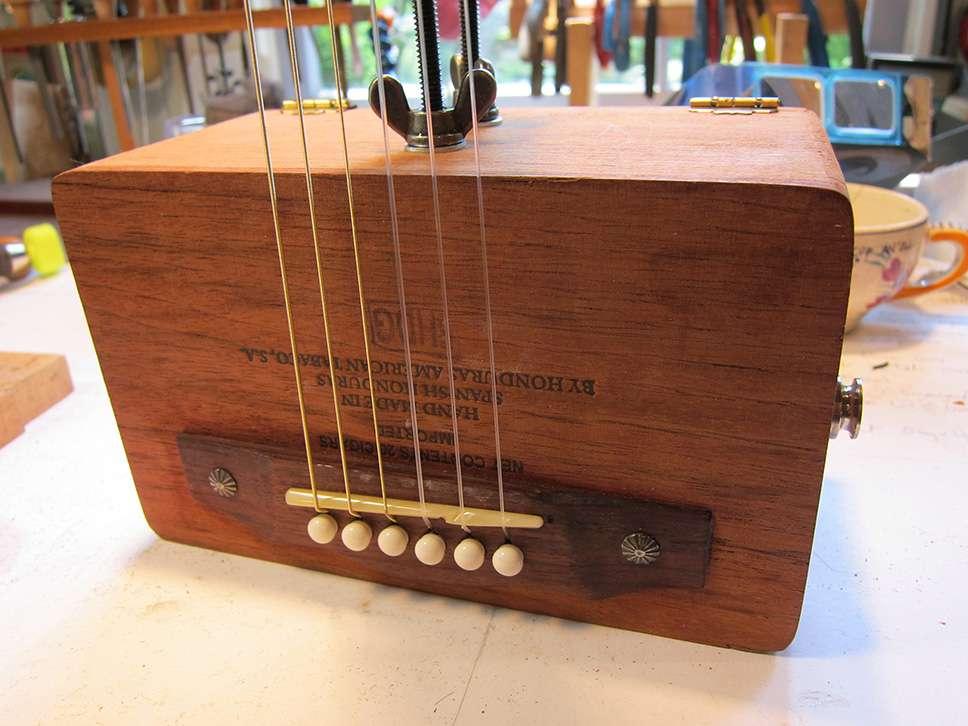 Flip Scipio | Guitar Maker And Repairman - electronics store  | Photo 4 of 10 | Address: 2 Grove St #4, New York, NY 10014, USA | Phone: (516) 426-5624