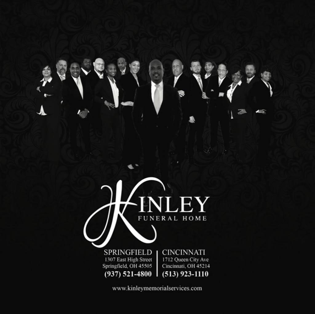 KINLEY Funeral Home & Arrangement Center - funeral home  | Photo 4 of 4 | Address: 1712 Queen City Ave, Cincinnati, OH 45214, USA | Phone: (513) 923-1110