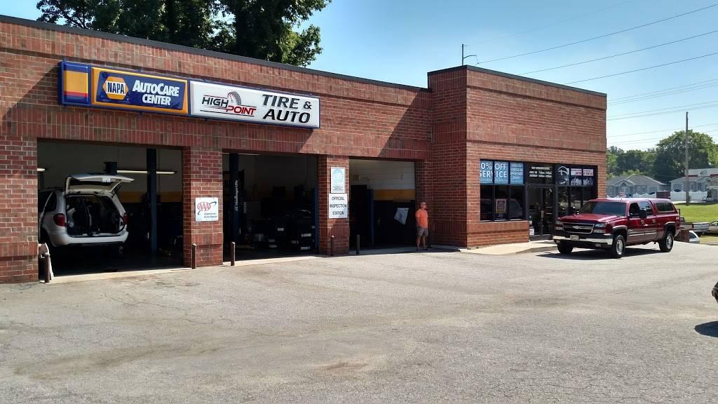 High Point Tire & Automotive - car repair  | Photo 2 of 8 | Address: 800 W Lexington Ave, High Point, NC 27262, USA | Phone: (336) 882-6215
