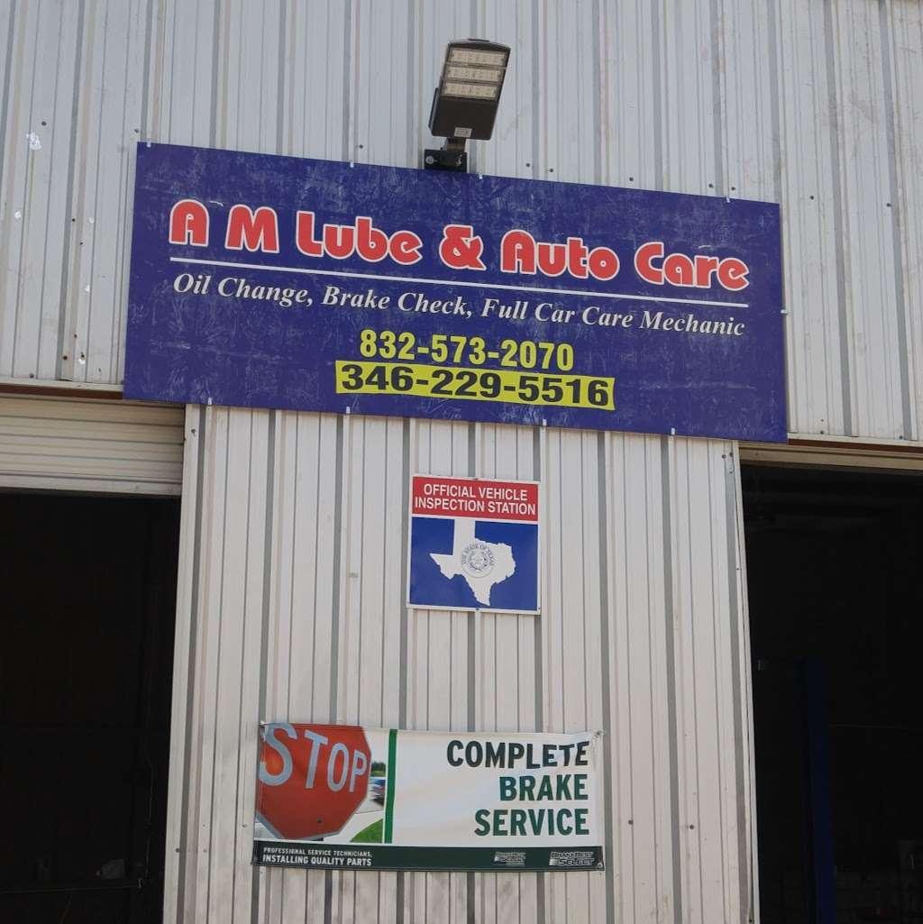 A M Lube & Auto Care - car repair    Photo 3 of 3   Address: 16002 Old Richmond Rd, Sugar Land, TX 77498, USA   Phone: (832) 295-3424