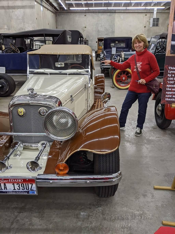 Yanke Motor Museum - museum  | Photo 8 of 10 | Address: 1090 Boeing St, Boise, ID 83705, USA | Phone: (208) 863-0212