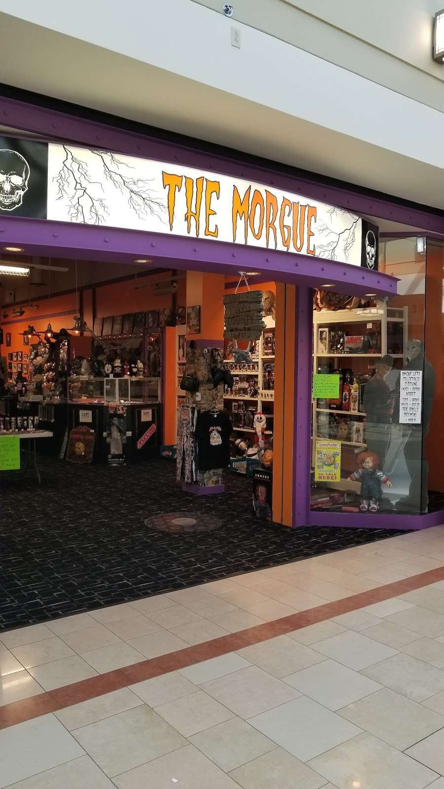 The Morgue - clothing store  | Photo 1 of 2 | Address: 351 W Schuylkill Rd, Pottstown, PA 19465, USA