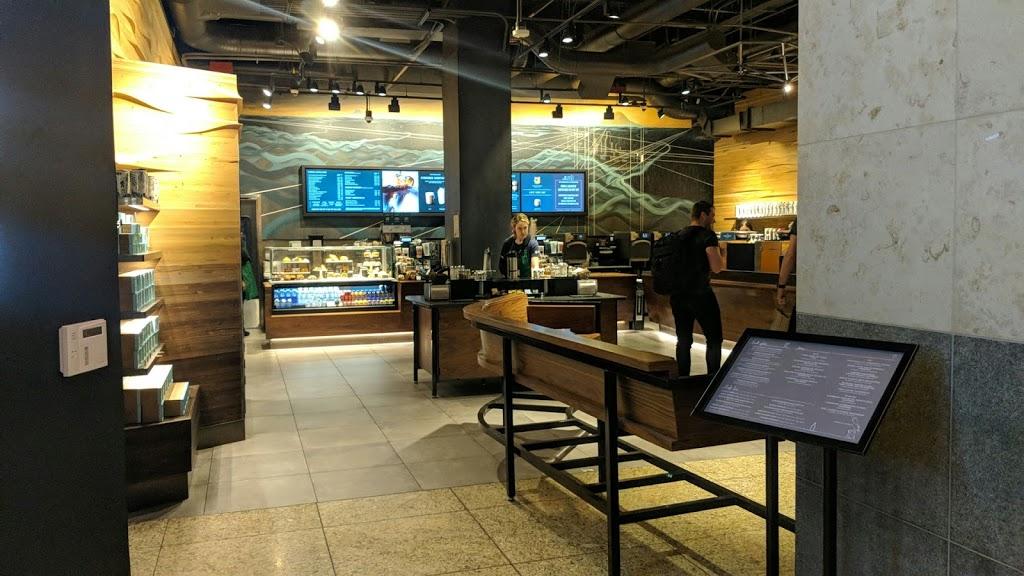 Starbucks Evenings - cafe  | Photo 5 of 7 | Address: Seattle-Tacoma International, Airport, SeaTac, WA 98158, USA | Phone: (206) 717-0837