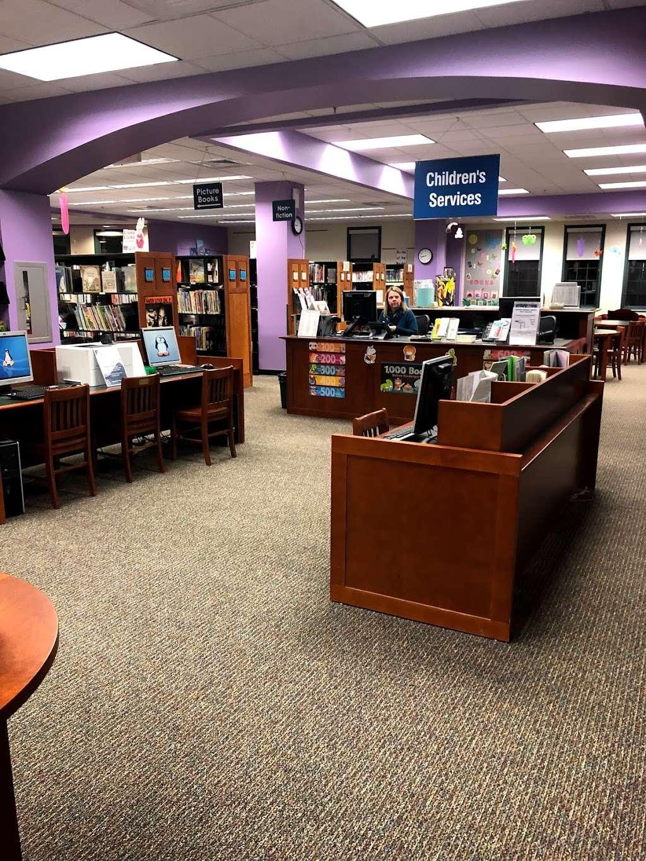 Warren Township Library - library  | Photo 1 of 10 | Address: 42 Mountain Blvd, Warren, NJ 07059, USA | Phone: (908) 754-5554